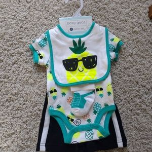NWT Infant Boy's Outfit, 3-6 Months